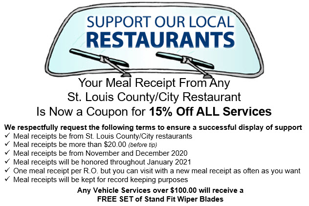 Support Restaurants